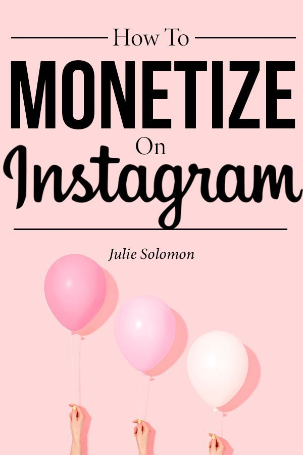 How To Make Money On Instagram Instagram Marketing Tips