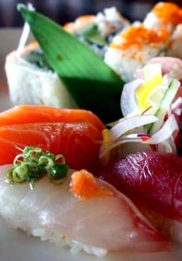 Hana Matsuri Sushi- I LOVE SUSHI!!