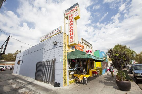 El Huarache Azteca | 5225 York Blvd | Restaurants | Time Out Los Angeles