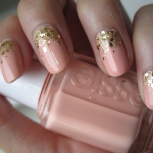 YES PLEASE. must figure out what color essie this is...i've been looking for this particular color forever