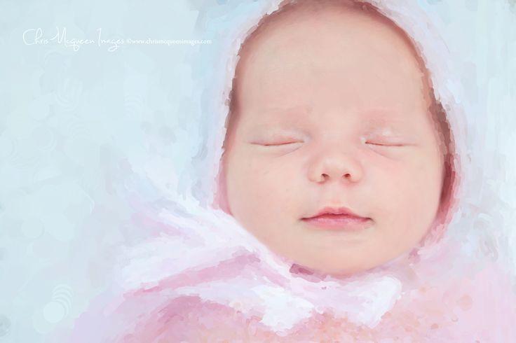 Newborn Photography Baby Photography Newborn Painting Newborn Girl