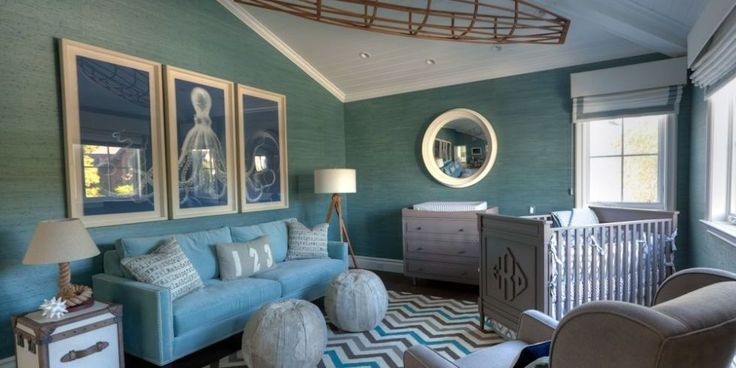 Designer Lonni Paul gives us an inside look at some of her most smile-inducing spaces. Even better, they'll be easy to transition into more grownup bedrooms.