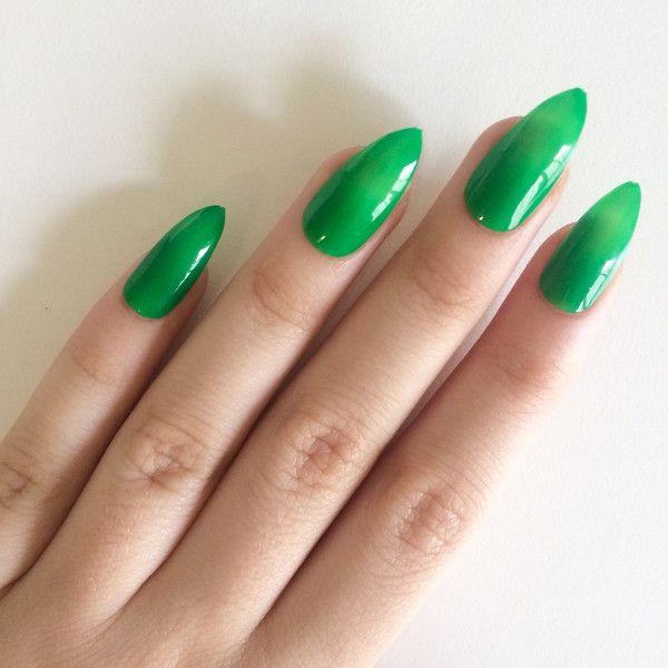 Best 25+ Painted acrylic nails ideas on Pinterest ...