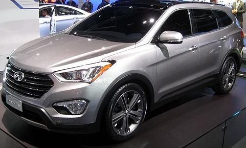 See the top third row suv models now at http://www.suvswith3rdrowseatinginfo.com. Reviews, information and more on new suvs with 3rd row seating.
