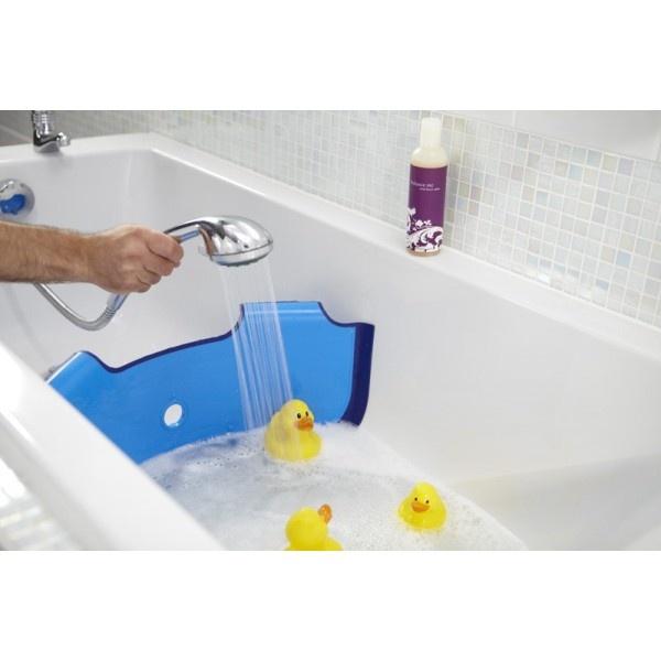 R ducteur de baignoire babydam remplir et loigner le b b du robinet le r ducteur de bain - Baignoire bebe de voyage ...