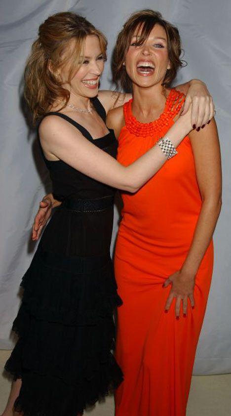 Kylie & Danni Minogue