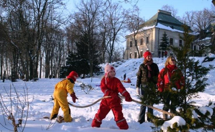 Zachęcamy do spędzenia ferii zimowych w Manor House