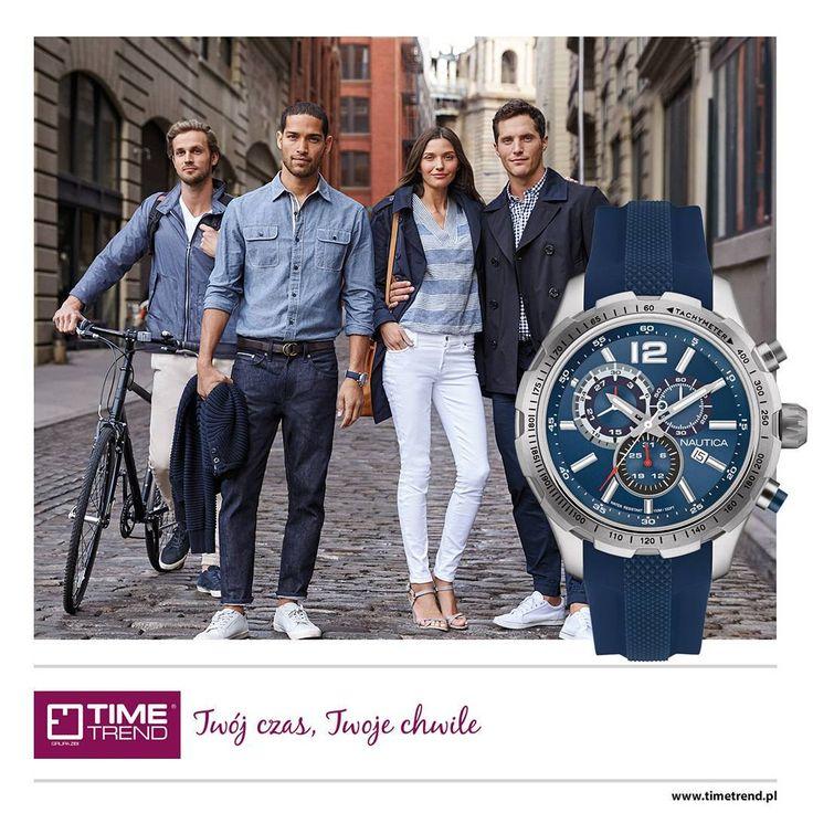 Nowa kolekcja zegarków Nautica już wkrótce będzie dostępna w salonach Time Trend.  Zegarki nautica zostały stworzone dla ludzi zafascynowanych sportami wodnymi.  Znajdź więcej na www.timetrend.pl  #zegarek #zegarki #woda #sport #moda #fashion #sportywodne #nautica #zeglarstwo #żeglarstwo  #pasja #timetrend #statek #przygoda  #ocean #morze