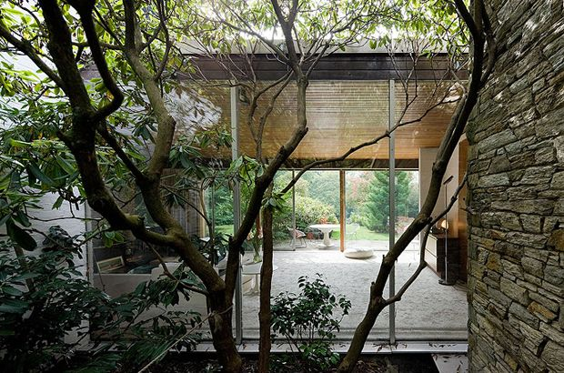 Richard Neutra Rang House Photographed by Iwan Baan