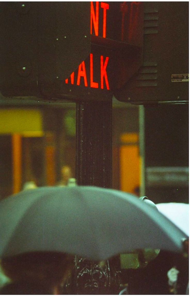 New York travel photography |||| Photographer saul leiter