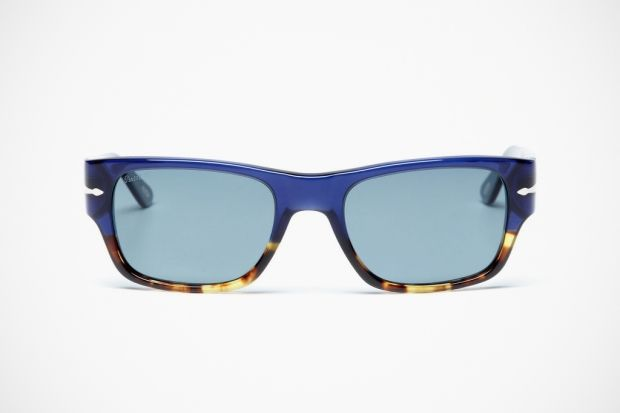 Persol Rectangular Acetate Sunglasses | Hypebeast