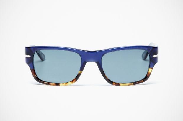 Persol Rectangular Acetate Sunglasses   Hypebeast