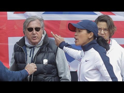 'Britain's Fed Cup tie in Romania descends into chaos after Nastase tirade' – video via The Guardian. He is not what Fed Cup is about. I felt for Jo who expressed what my feelings, too. By not suspending a supposed authority/role model like Nastase after making other derogatory, racist, sexist remarks, more players were subjected to his hateful display. 4/22/17