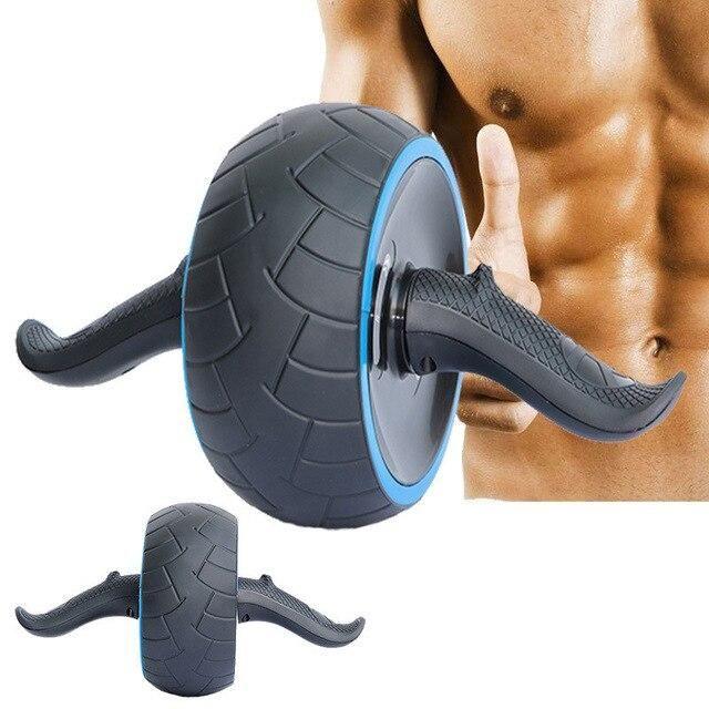 IRON GYM Speed Abs Abdominal Trainer//Ab Wheel by Iron Gym