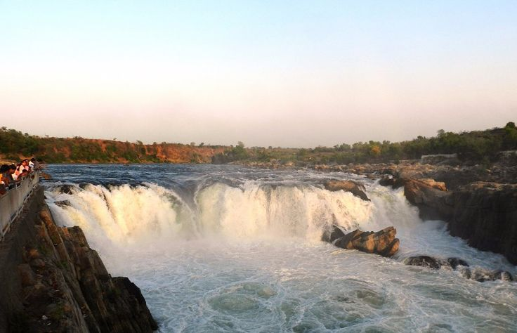 waterfall known as Dhuandhar - Reviews, Photos - Marble Rocks at Bhedaghat…