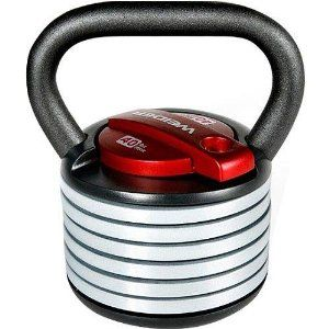 Adjustable Kettlebells: Why You Should Own One - The adjustable kettlebell is a beautiful design innovation. While the different designs of adjustable kettlebells can vary considerably, they all share one distinct advantage over traditional free weight sets or even entire sets of variously weighted kettlebells: they take up a whole lot less space in your home gym, garage or wherever you do your training. #Kettlebells #KettlebellTraining