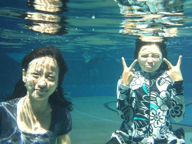 Underwater photo~