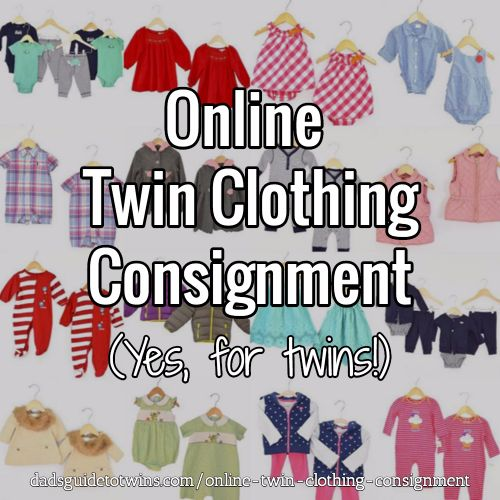 Finally! Online twin clothing consignment: http://www.dadsguidetotwins.com/online-twin-clothing-consi…/ - Check out this new site and enter to win a $35 store credit. #ad