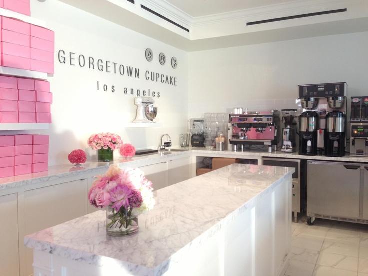 Georgetown Cupcake Los Angeles 143 S Robertson Blvd