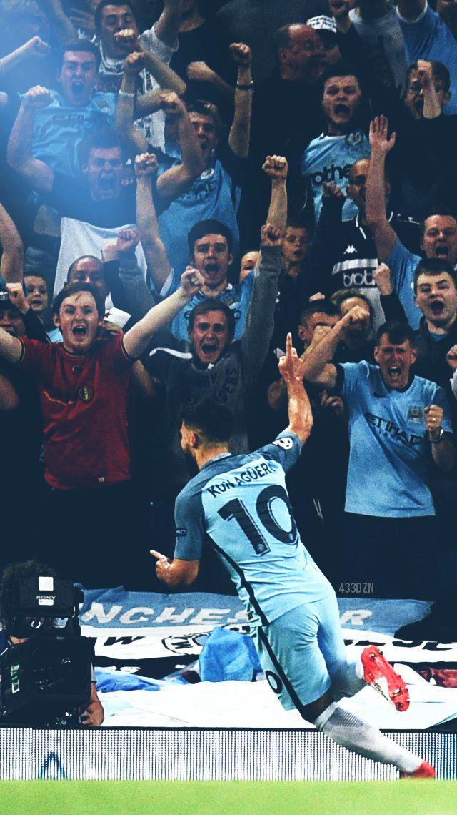 Manchester City 4 - 0 Borussia Monchengladbach. UEFA Champions League 2016/2017 - Fase de grupos. 14.09.2016