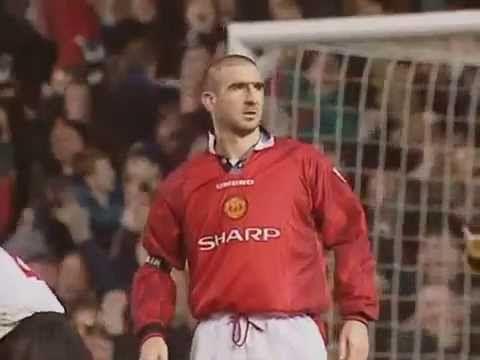 ▶ Manchester United - Eric Cantona Best Goals - YouTube