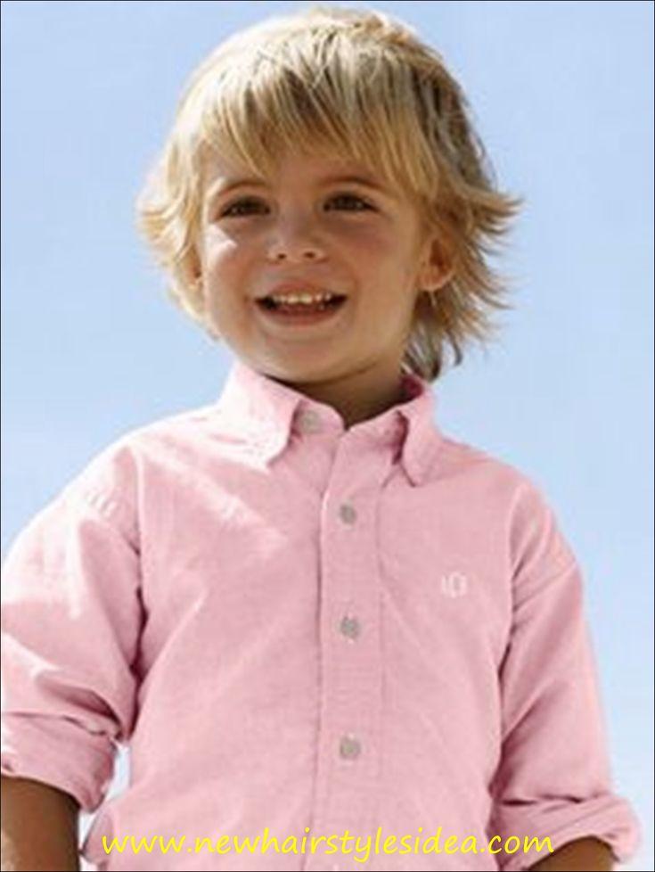 Shaggy toddler Boy Haircuts