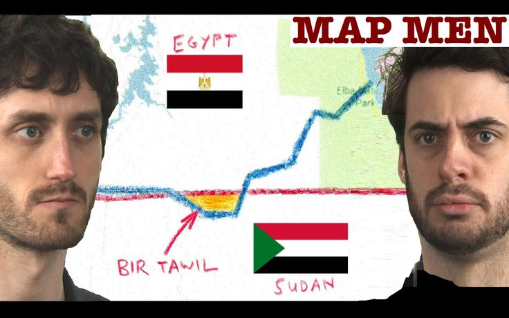 Bir Tawil - the land that nobody wants