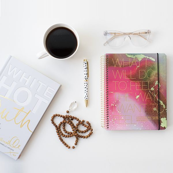 I loved my 2017 weekly edition of the Desire Map planner. Perfect combination of planning and journaling.