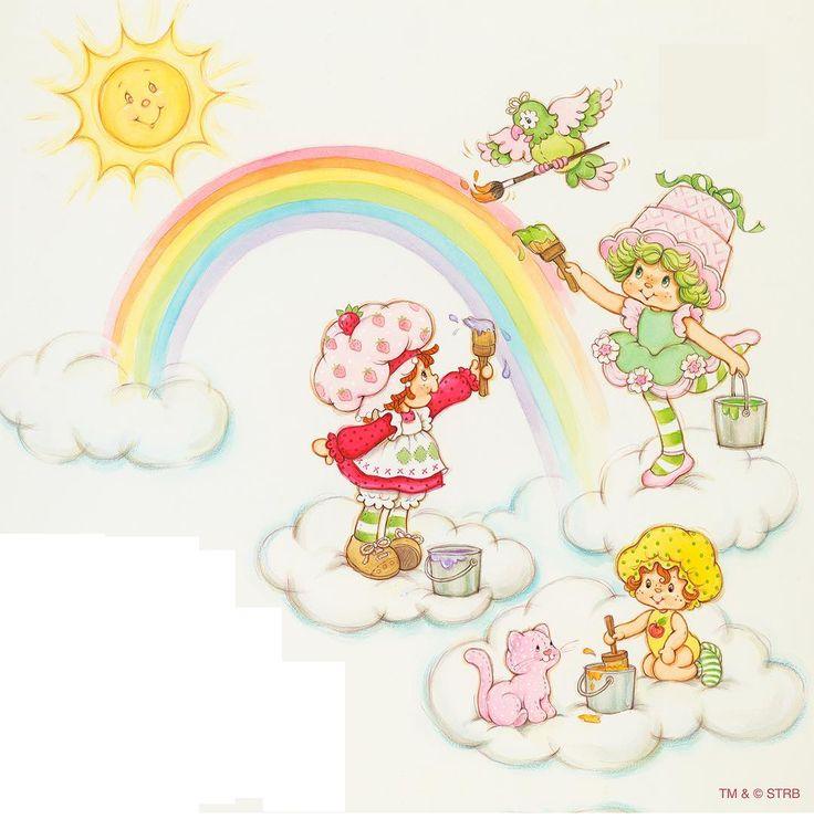 Mejores 37 imágenes de Strawberry Shortcake en Pinterest | Fresas ...
