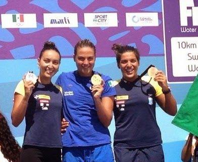 Blog Esportivo do Suiço: Poliana Okimoto fica com prata em etapa da Copa do Mundo