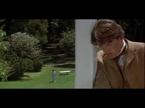 "Somewhere in Time - the moment Elise yells ""Richard"" - goose bumps. Such true emotion in that one exclamation."