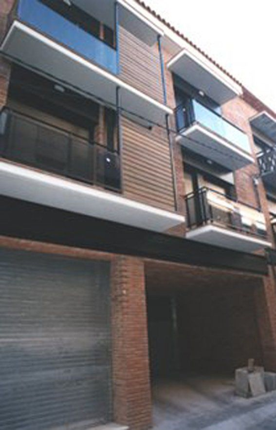 Edificio 10 viviendas, Gavá / AMSA Arquitectura