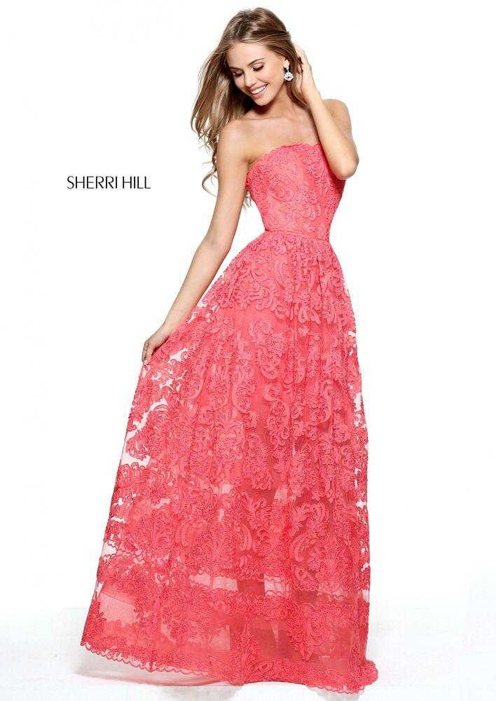 442 best Sherri Hill images on Pinterest | Vestidos formales ...