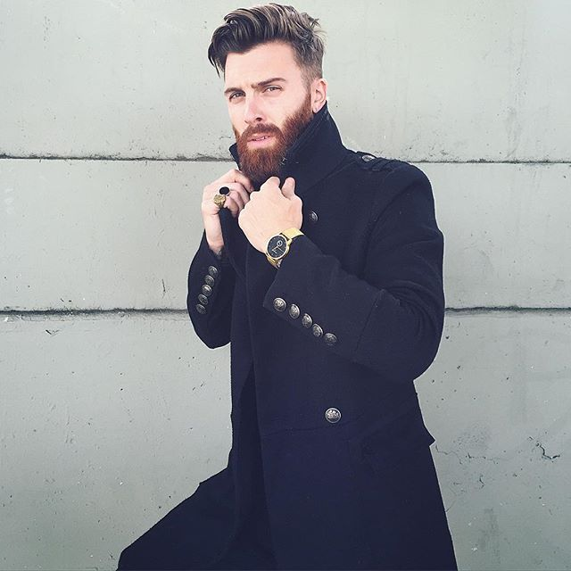 WEBSTA @ levistocke - Bury me in this coat... ⚰