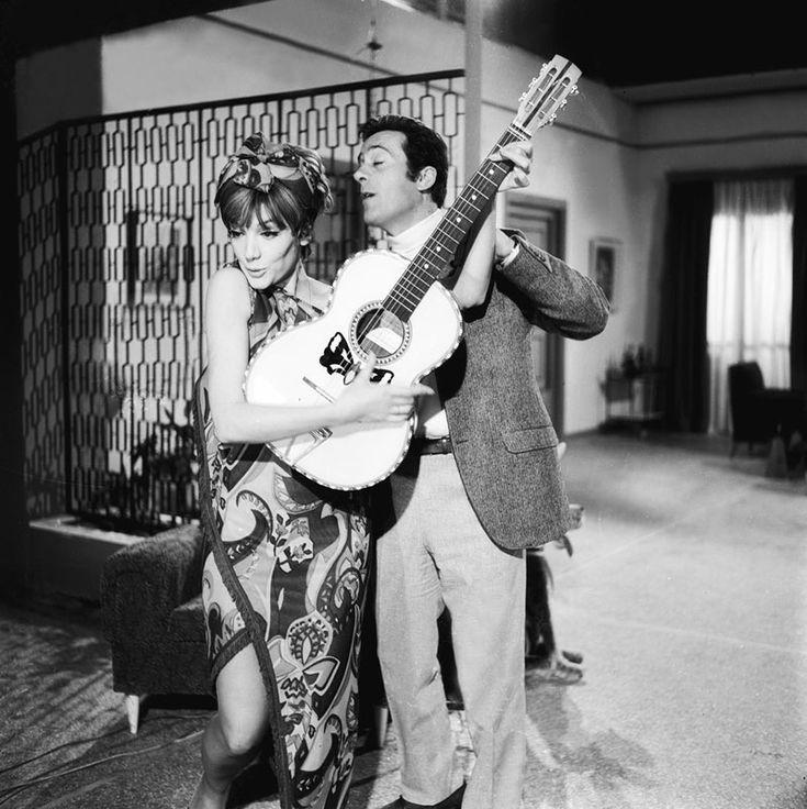 Finos Film - Photo Gallery Ταινίας: 'Μια Ιταλίδα Απο Την Κυψέλη' (1968)