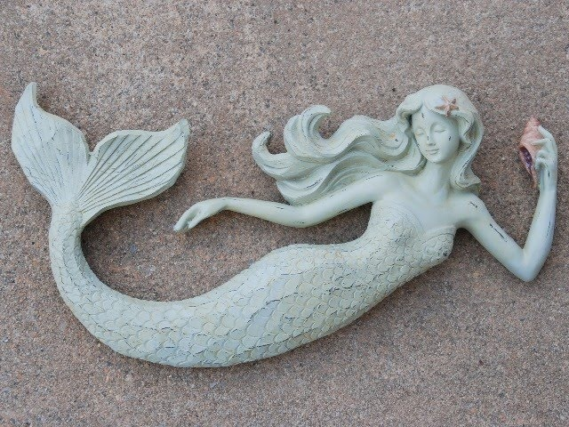 Wooden Mermaid Wall Art 255 best mermaids secrets images on pinterest | mermaid bathroom