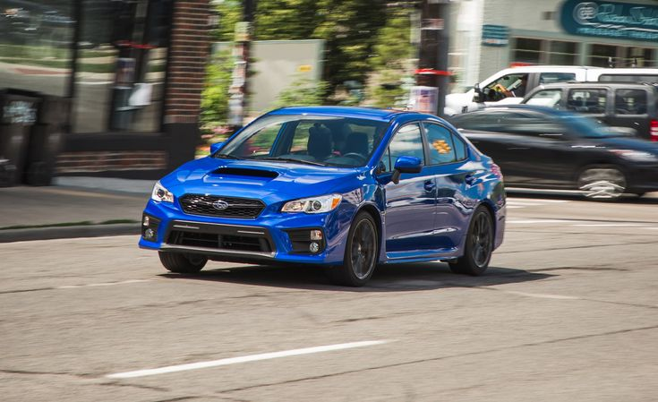 2018 Subaru WRX Manual with Performance Package Tested: Time Waits for No Subie