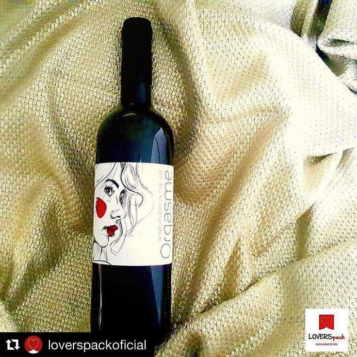 Regalos para disfrutar con tu pareja!! Visita @loverspackoficial para saber más!  Viernes tardedesconecta el móvil prepara una cena romántica y disfruta de un buen vino con tu pareja Nuestra nueva adquisición #Orgasme de @Wineloversvins: un  vino joven con aroma a frutos rojos frescos y hierbas mediterráneas. Piérdete en su aroma y experimenta la subida de temperaturacon tu #LOVER. Consíguelo en www.loverspack.com #FelizFindeLovers #vino #winelovers #wineporn #sensualmoments #romanticmoments