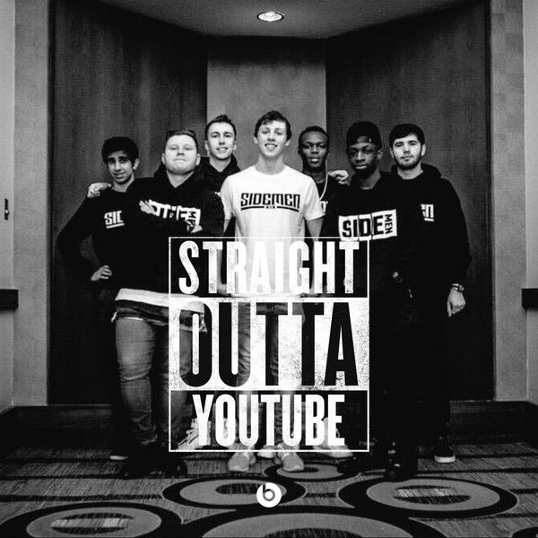 sidemen; found on Polyvore