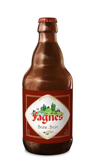 Super de Fagnes Brown #fagnes #belgianbeer