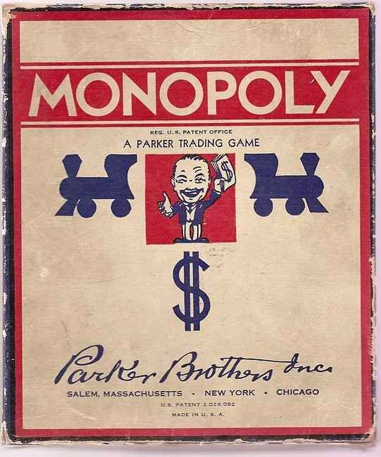 """""""Monopoly"""" board games helped thousands of Allied POWs escape German camps."""