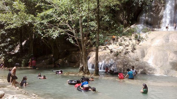 Nam Tok Sai Yok Noi, Kanchanaburi, Thailand
