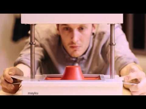 FormBox A Desktop Vacuum Former That Makes Beautiful Things – YouTube