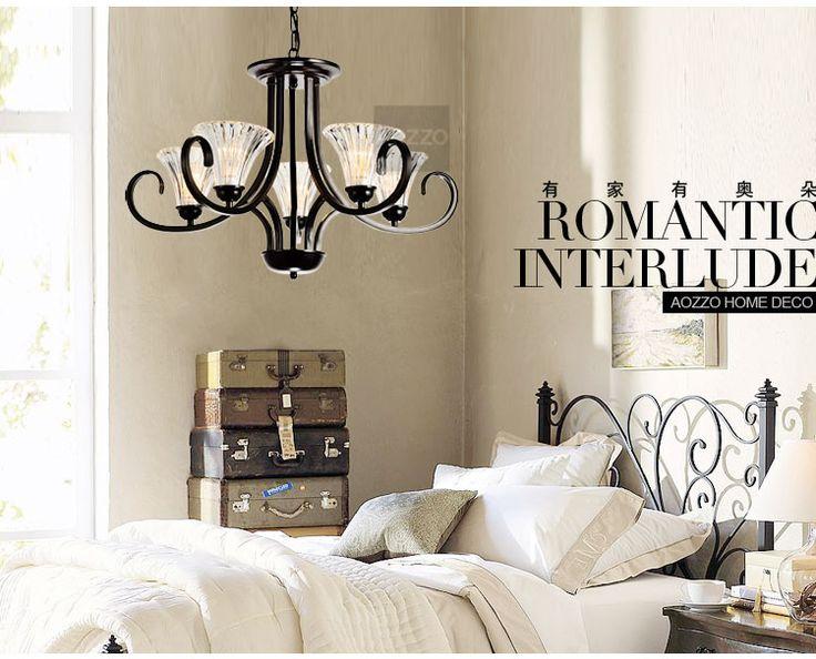 Австрийский дуэт спальни гостиной люстра Американская деревня Ресторан Ikea минималистский Continental Железный ретро антикварные лампы освещения - Taobao