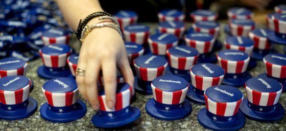 Un mensaje en Facebook movilizó 340.000 votos en un solo día
