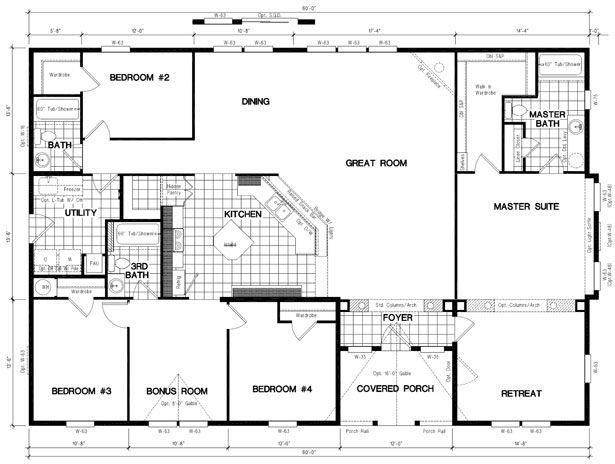 Amazing Luxury Modular Home Plans With Luxury Modular Home
