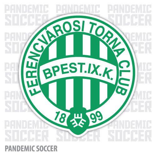 Ferencvarosi TC Ferencvaros Hungary Vinyl Sticker Decal