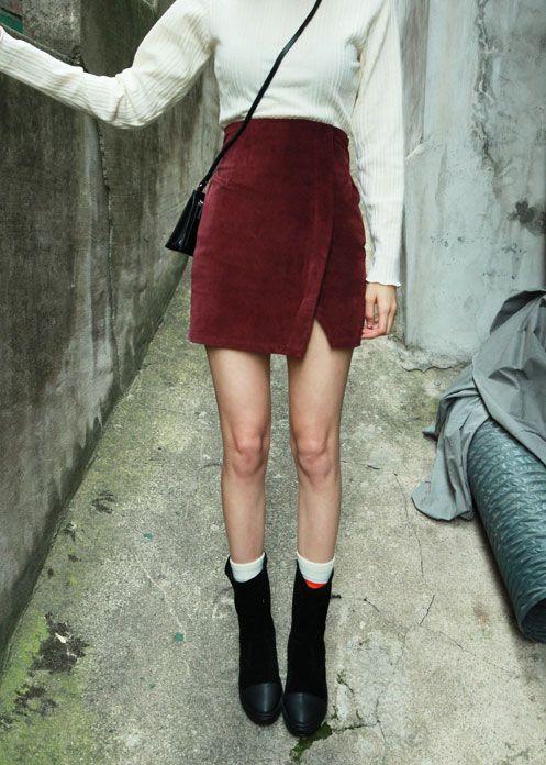 lucky charm bracelet Red velvet skirt