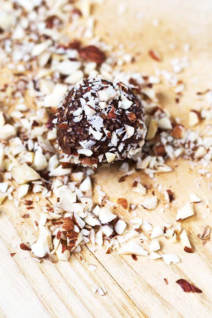 285 besten gesunde snacks healthy snacks bilder auf pinterest pralinen dessert rezepte und. Black Bedroom Furniture Sets. Home Design Ideas