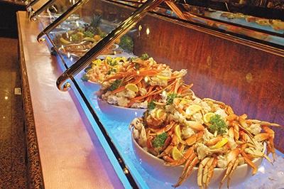 Toucan Charlie's Buffet & Grille at Atlantis Casino Resort ...